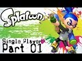 Splatoon -- Part 1: Fresh Ink! MP3