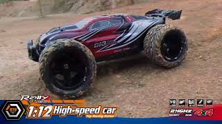 TOP speed racing car dune bigfoot rc buggy racing brushless motor 4x4 rtr off-road drifting review