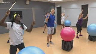 Cardio drumming offered throughout the Tampa Bay area