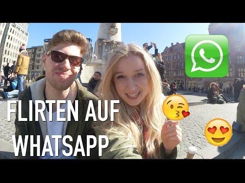 Flirt Tipps FÜr Whatsapp - 5 Fehler, Die Ihr Vermeiden Solltet! video