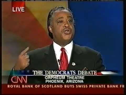 Democratic debate on CNN 2003, from the Orpheum Theatre in Phoenix