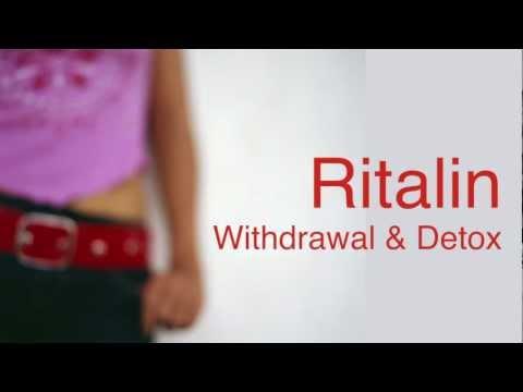 0 Ritalin Withdrawal and Detox