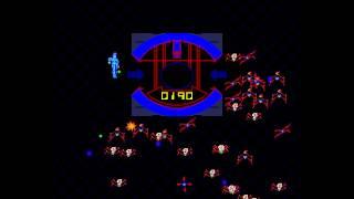 Arcade Game: Tron (1982 Midway/Walt Disney Co.)