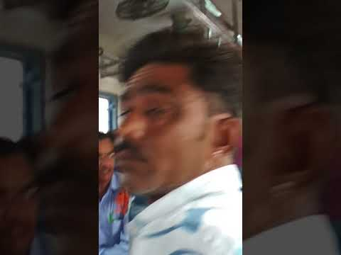 India's secret Telent on the way in local train ...