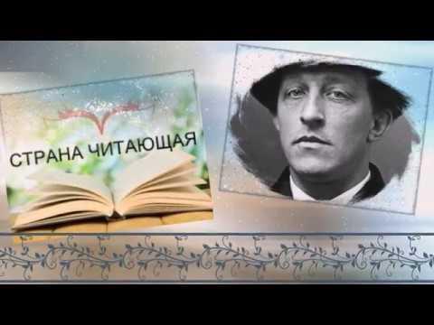 """Страна читающая Ершов Александр читает произведение """"Аметист"""" А,А.Блока"""