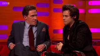 Harry Styles On Graham Norton Full Interview 2017 (HD)