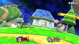 SMBX City - Tournoi Super Smash Bros. Ultimate pour le fun - Quart de finale 1 (3/4)