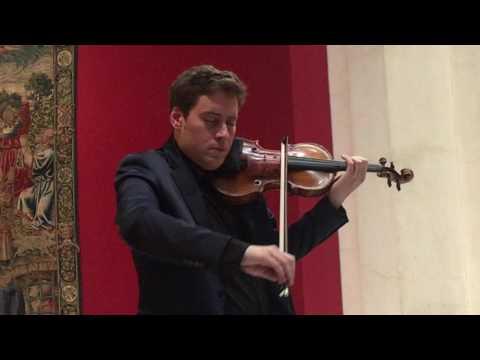 Бах Иоганн Себастьян - BWV 1001 - 4. Престо (ля минор)