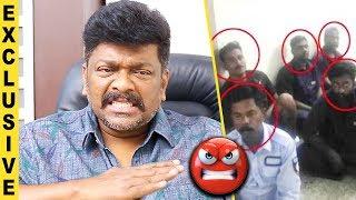 நடு ரோட்டுல வைச்சு :  Actor Parthipan Emotional speech on Chennai Child Abuse Case | Interview