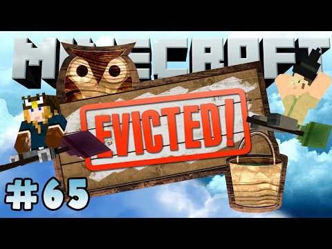 Minecraft: Evicted! #65 - Cat Corral! (yogscast Complete Mod Pack) video
