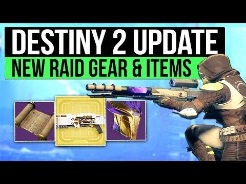 Destiny 2 News   New Prestige Raid Gear, 300 Classified Items, Legacy Exclusives & Raid Quest Finale