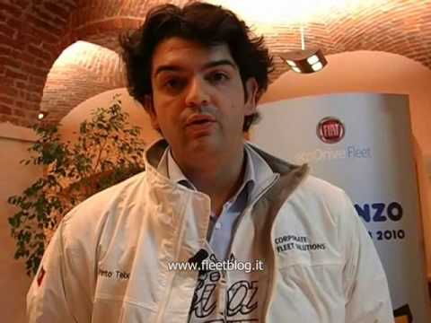 Gustavo Pinto Teixeira - Fiat Group Automobiles - Fleetblog 2010