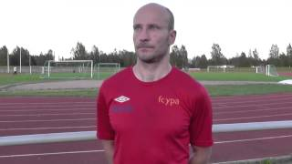 Pressi: FC YPA - OPS 17.8.2014