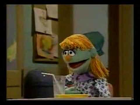 Sesame Street - Some Enchanted Lunchtime