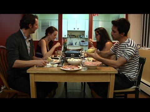 S01E03 - Raclette party - Soirée raclette