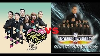 angeles de azules vs angeles de charly