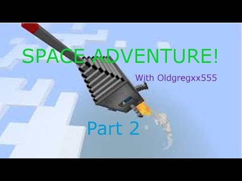 SPACE ADVENTURE PART 2 - THE CHASM (Big Dig mod pack)