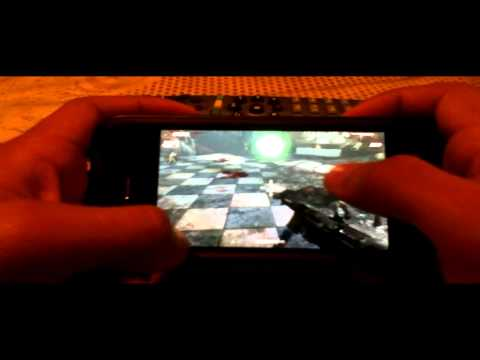 Call of Duty Black Ops Zombies for iphone/itouch Gameplay/Review (New)