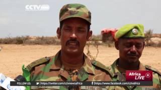 AMISOM authorities claim this is one of Al-Shabaab's heaviest defeats