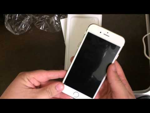 Unboxing iPhone 6 64g Dourado, Gold Apple BR