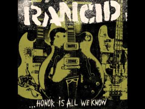 Rancid - Raise Your Fist