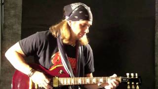 How to play Sweet Home Alabama on Guitar - LESSONS OF CLASSIC ROCK w/ Drew Stefani