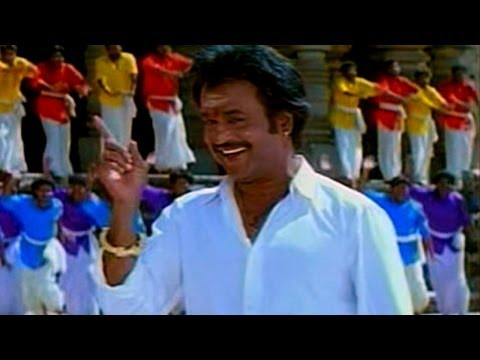 Arunachalam Movie | Adera Idera Video Song | Rajinikanth Soundarya...