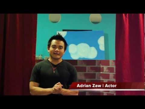 Muppet Show Rehearsal: Adrian Zaw & Dawn Anderson