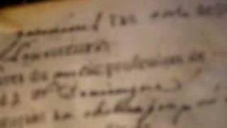 Toussaint Louverture Haiti Death Certificate Signature
