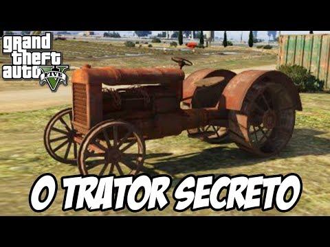 GTA V - O Trator Secreto
