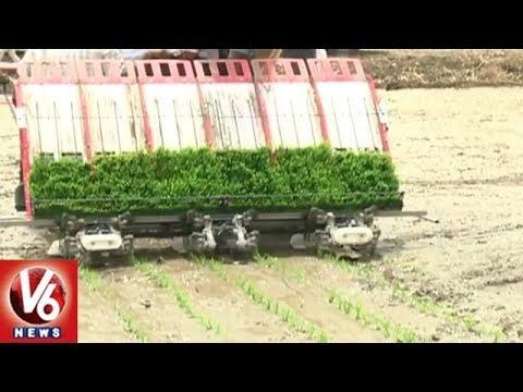 Minister Pocharam Srinivas Reddy Tells Farmers To Adopt New Technologies To Improve Crop Yields | V6