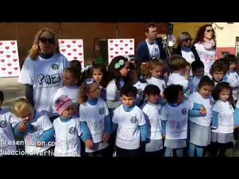 Dia de la paz - Manifiesto escolar