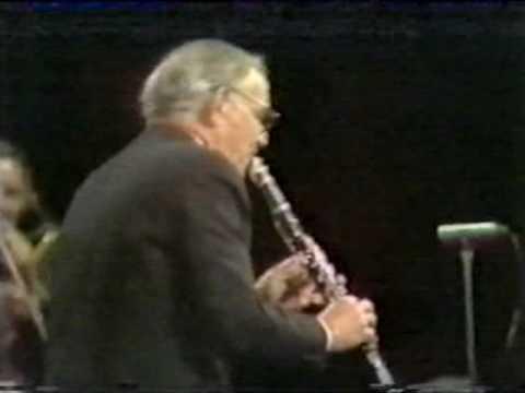 Benny Goodman At Wolf Trap, Arlington Virgina 1977