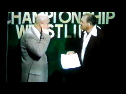 Fritz Von Erich And Gary Hart Interview