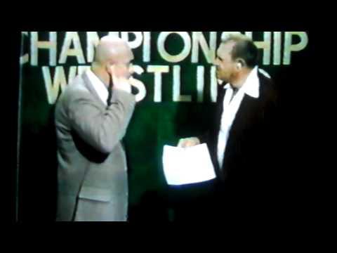Fritz Von Erich And Gary Hart Interview