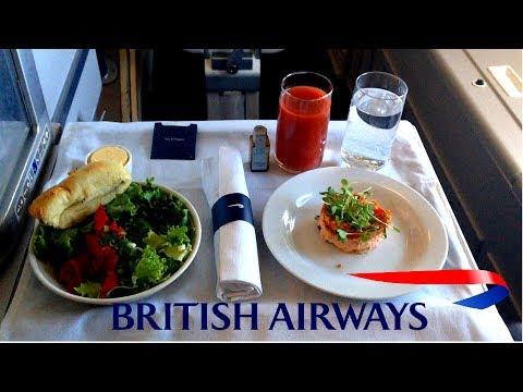 British Airways 747-436 London Heathrow ✈ New York (JFK) Club World