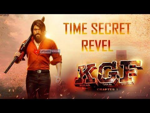 #KGF Movie Time Secret Revel | Rocking Star Yash | Tamanna | Prashanth Neel | Yash KGF Movie