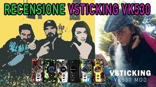 Recensione vk530 by Vsticking con chip YiHi SX530