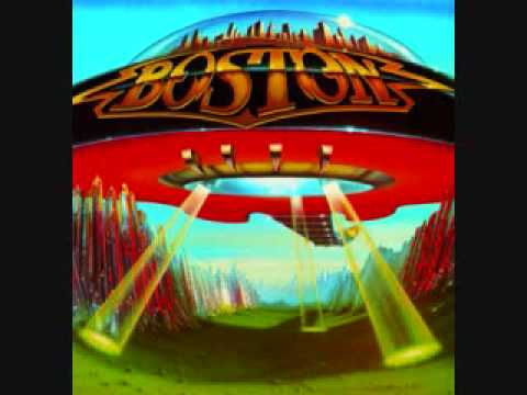 Boston - A Man Ill Never Be