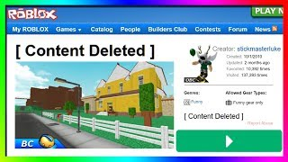 why this Roblox game got BANNED FOREVER 11 times in a row...