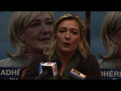 PS/Pas-de-Calais: M. le Pen pour une