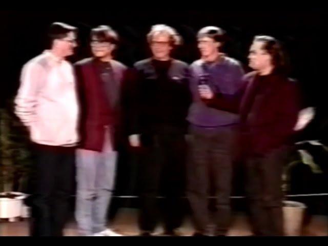 Kabaret OT.TO - TV Copernikus, Olsztyn (1991)