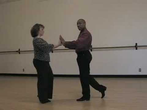 Learn To Dance Social Rhythm Foxtrot With Dorian Deaver.