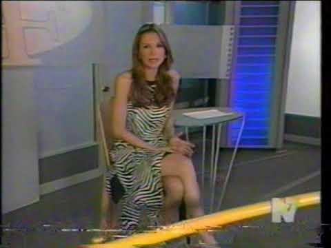 Noticiero de las 7 con María Mercedes Ruíz (2.001)