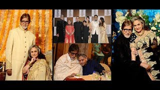 Actor Amitabh Bachchan Family Photos with Wife, Son & Daughter||Ruchi Lifestyle||