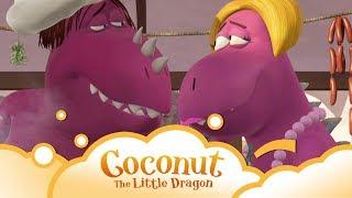 Coconut the little Dragon: Chef in Love S1 E3   WikoKiko Kids TV