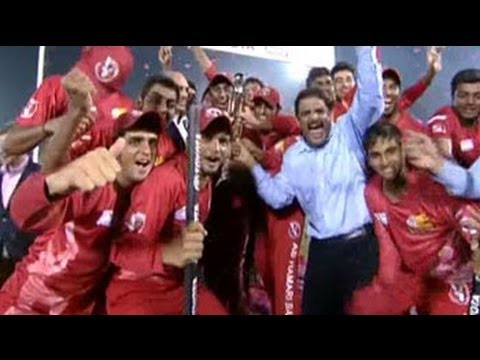 Tucc Final: Jain University Win The University Cricket Championship video