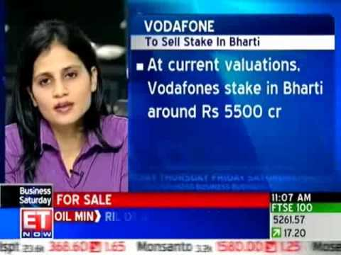 Vodafone to sell 4.39% indirect holding in Bharti Airtel