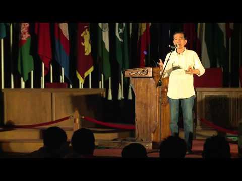 Presentasi Ir. Joko Widodo @ IYCS