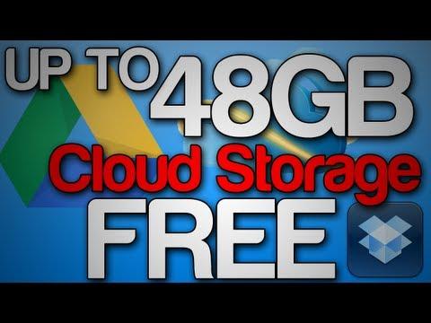 Up to 48GB of FREE Cloud Storage, 14GB Guaranteed